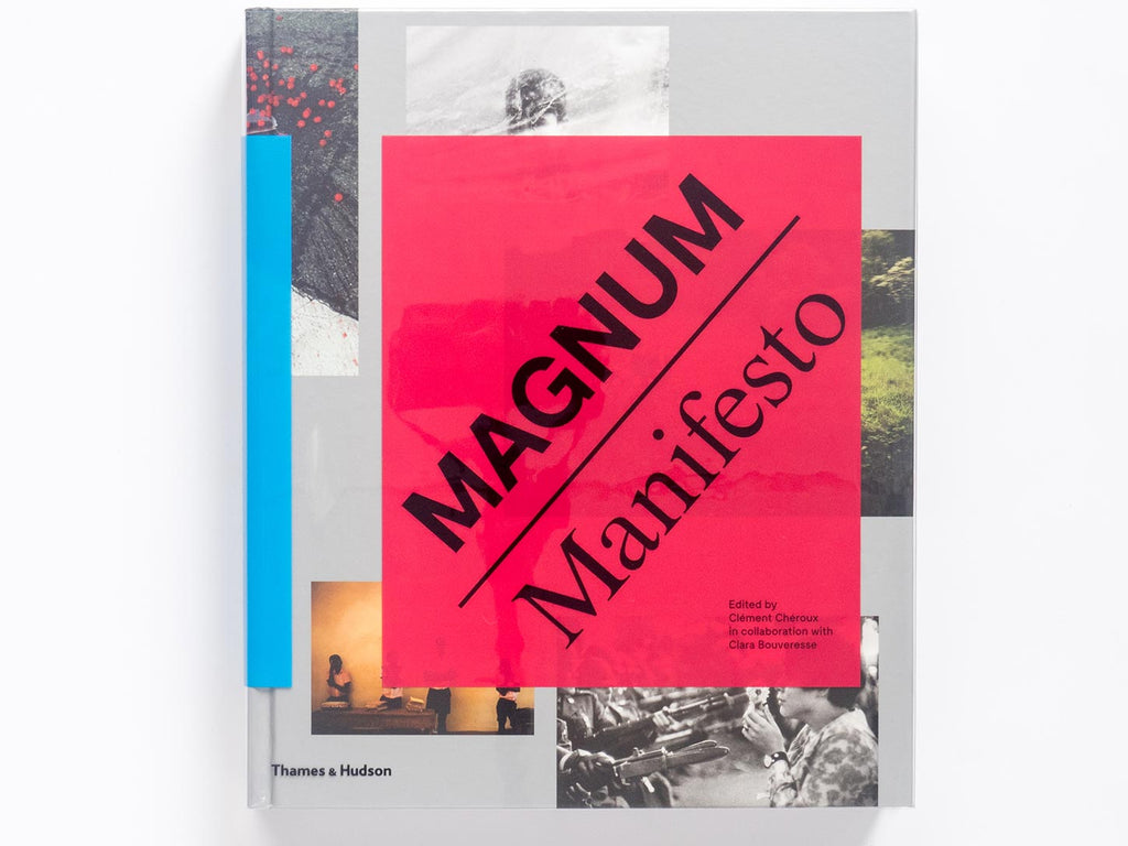Magnum Manifesto - Signed by 26 Photographers