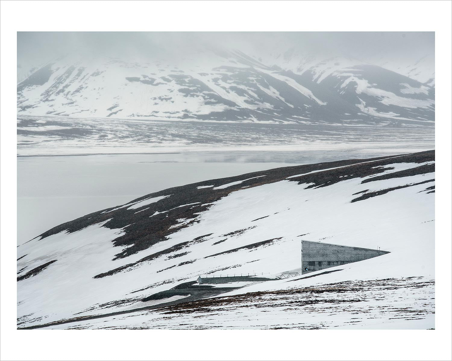 Magnum Distribution: The Svalbard Global Seed Vault