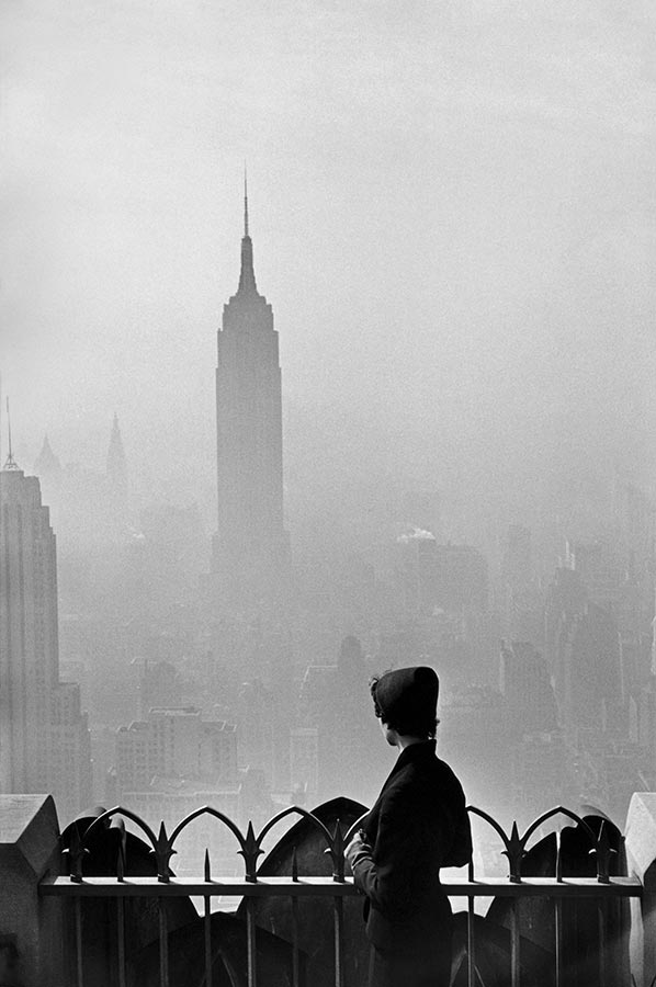 New York, USA. 1955.