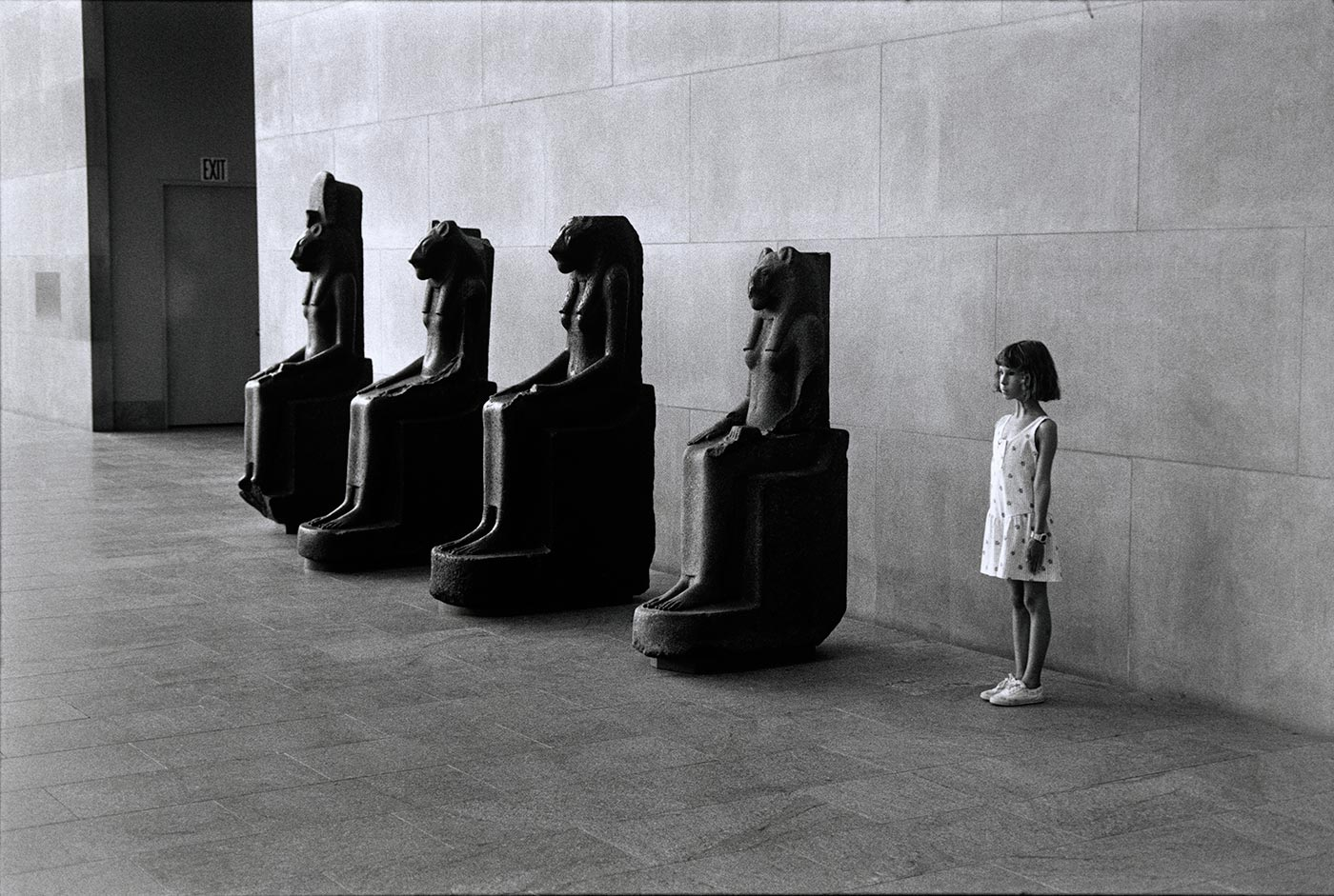 12. New York City. 1988. Met Museum.