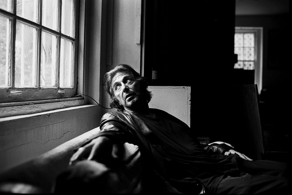 Al Pacino at The Actors Studio. New York City, USA. 2004.