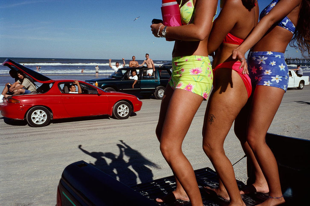 Daytona Beach, Florida, USA. 1997.