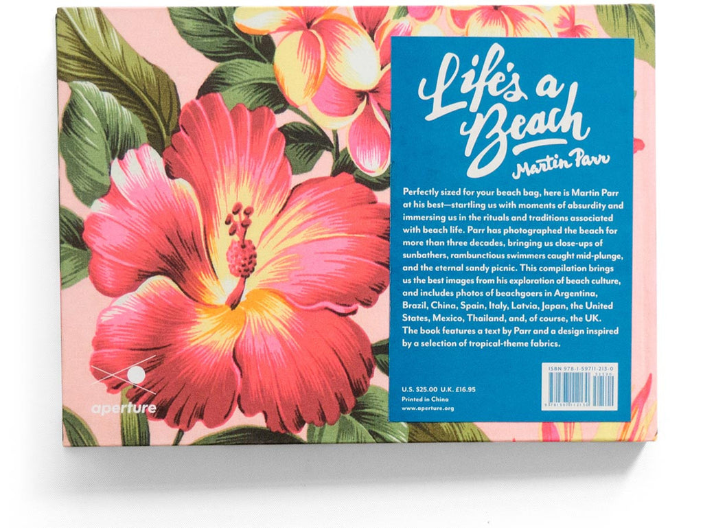 Life's a Beach Books Signed by Martin Parr