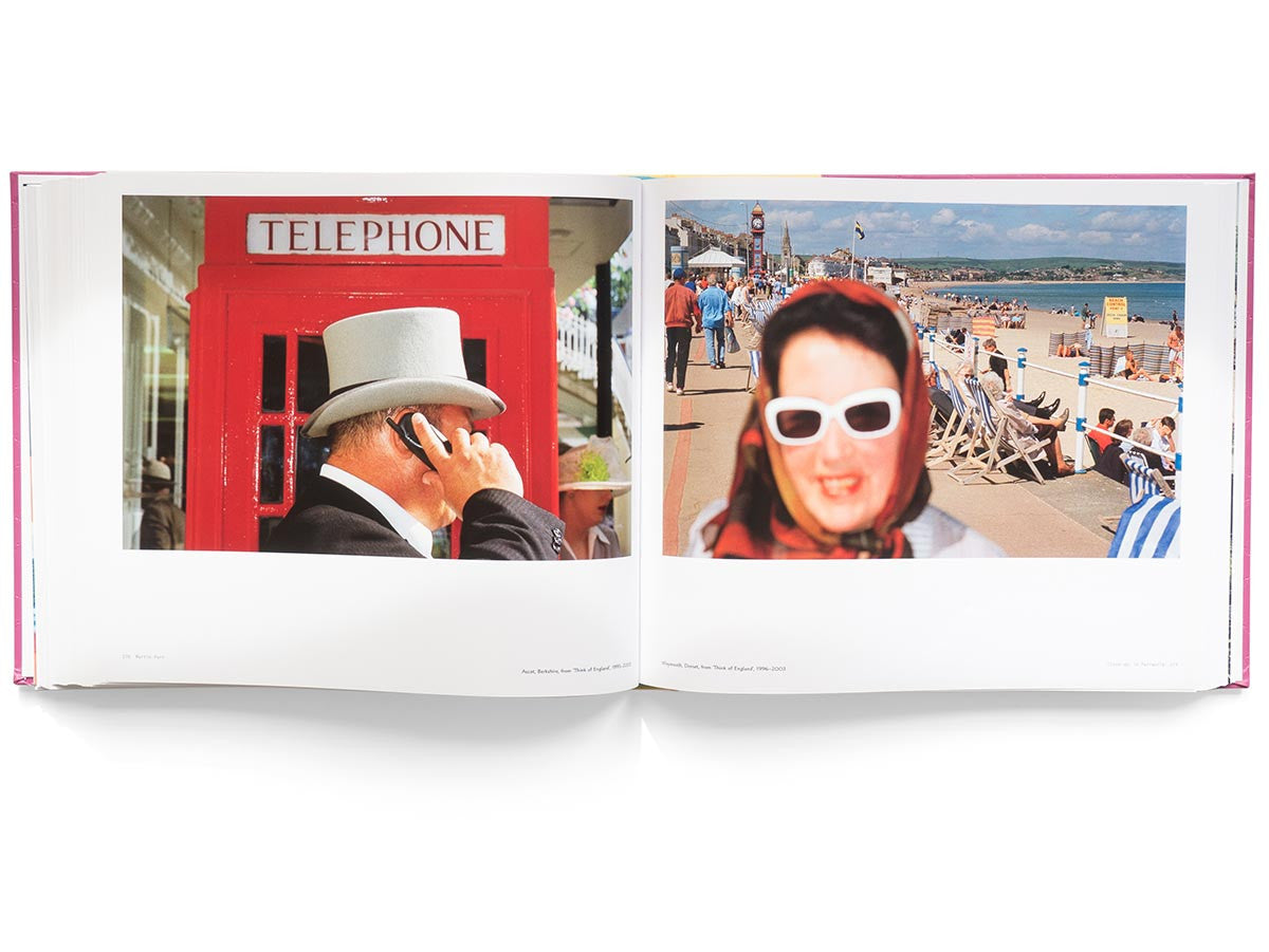 Martin Parr Expanded 2014 Signed Book