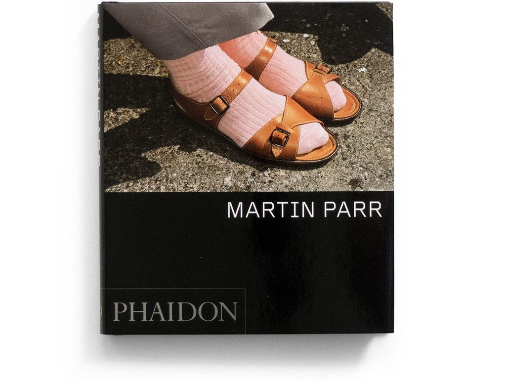 Martin Parr (Phaidon 55's) Signed Book