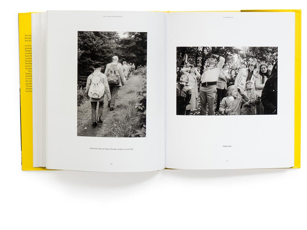 The Non-Conformists Book Signed by Martin Parr