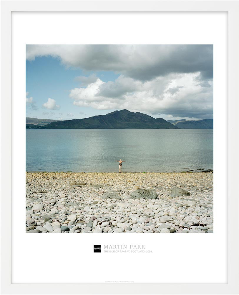 Magnum Collection Poster: The Isle of Raasay, Scotland. 2009.