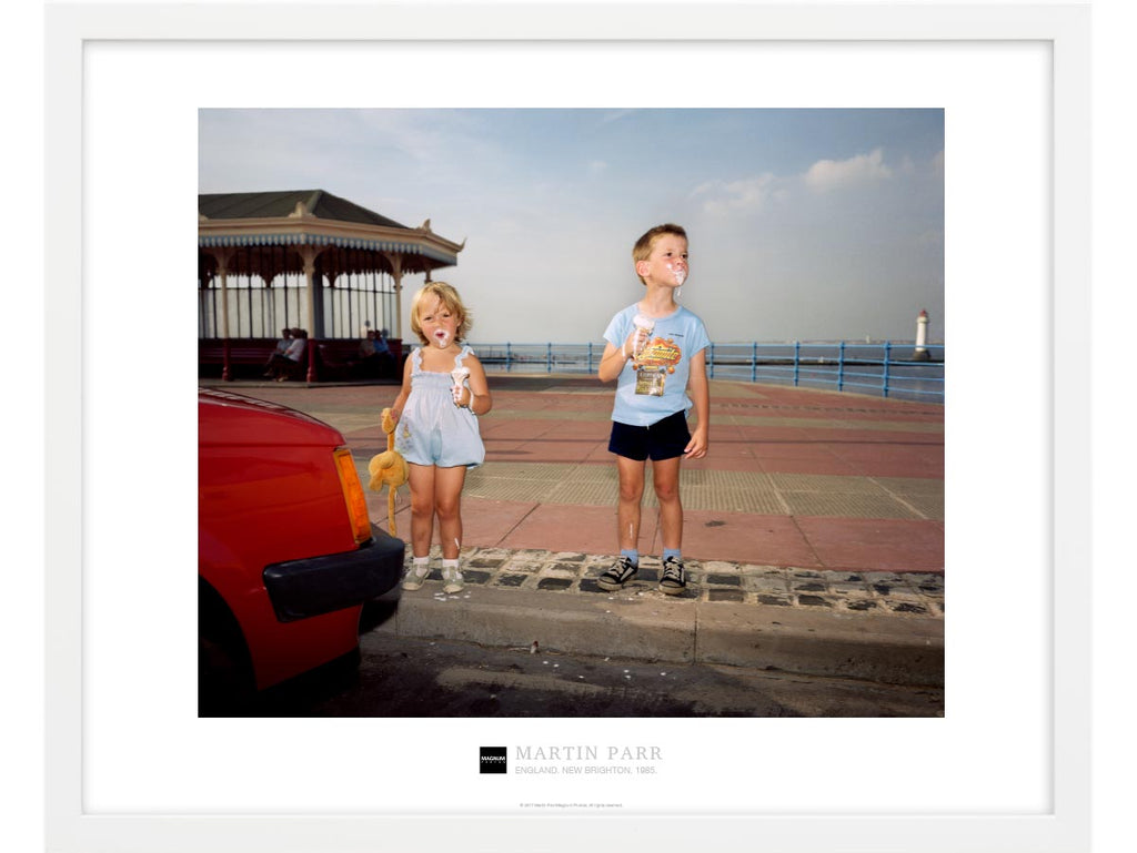 Magnum Collection Poster: The Last Resort. New Brighton, England.