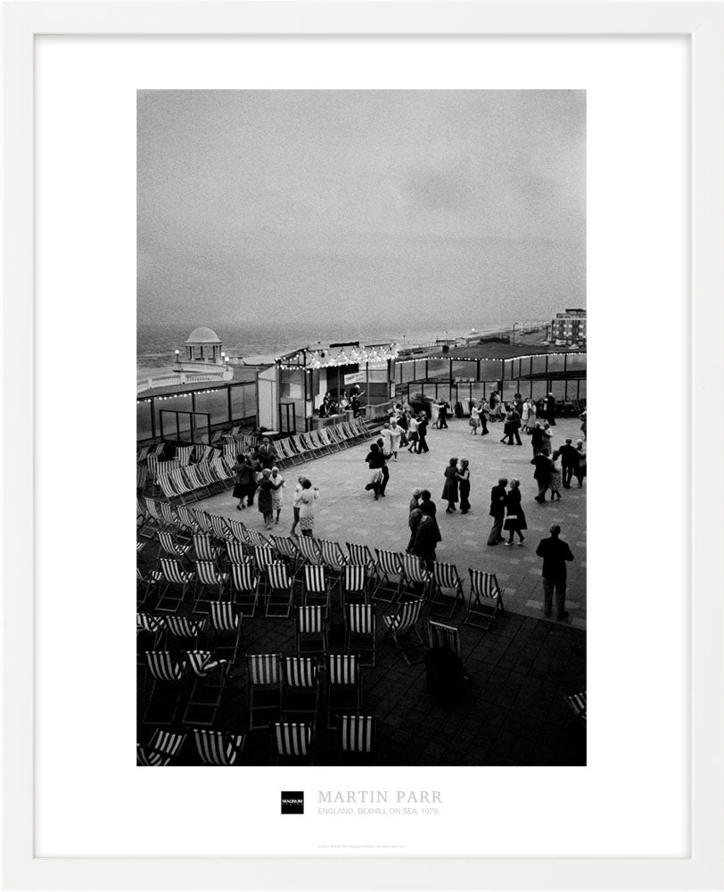 Magnum Collection Poster: England. Bexhill On Sea. 1979.