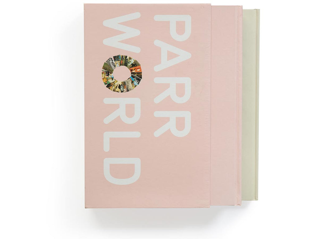 Parrworld Book Signed by Martin Parr