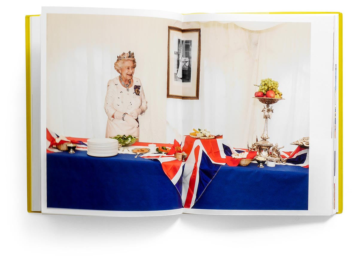 We Love Britain! Book by Martin Parr Signed