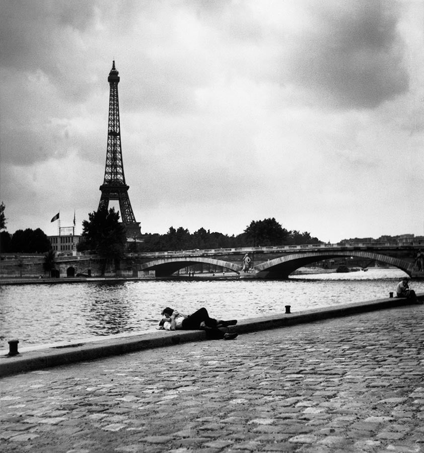 Paris. July, 1952.