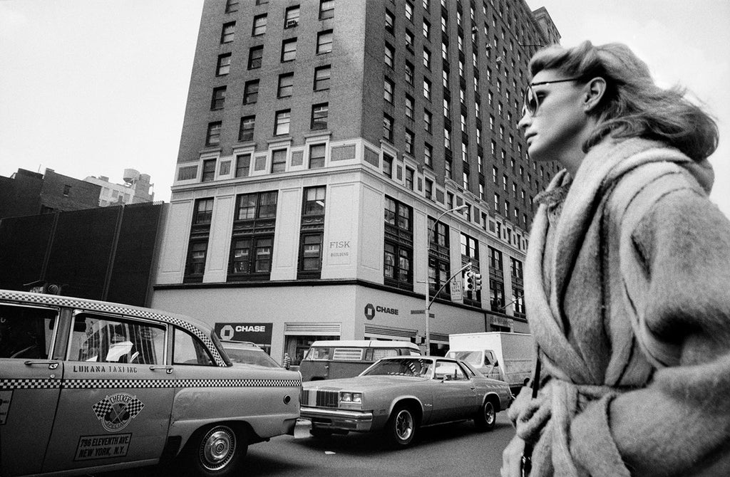 Manhattan, New York City. 1981.