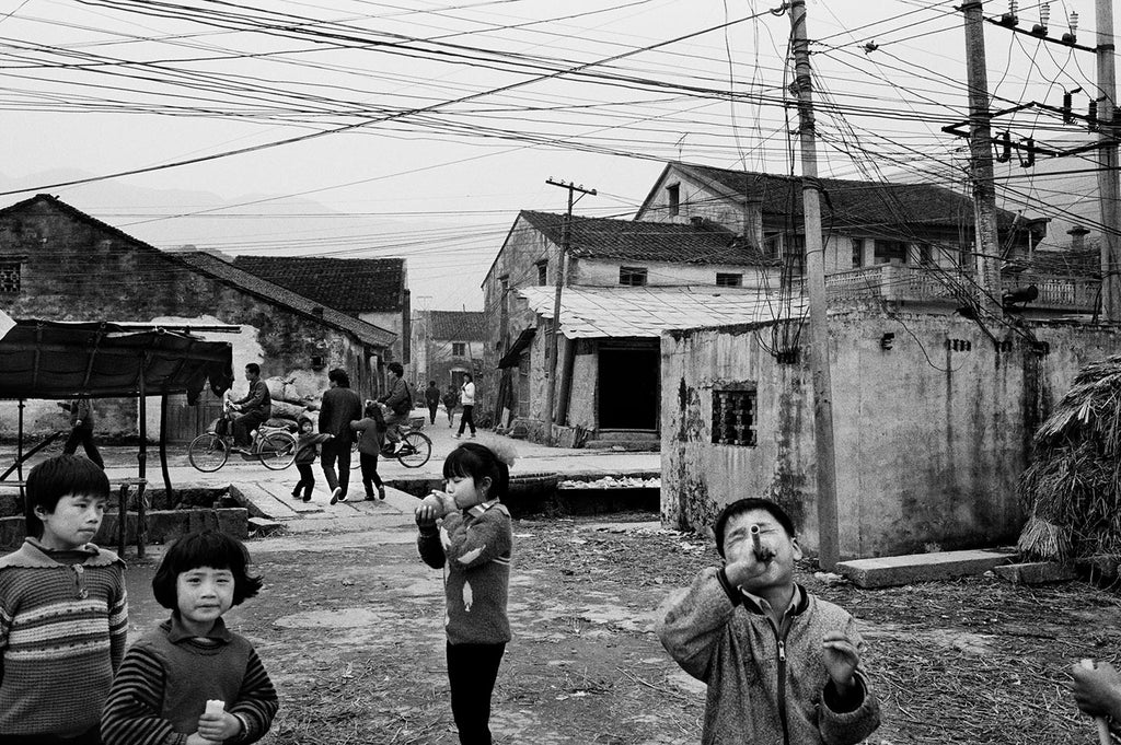 Zhejiang, China. February 1991.