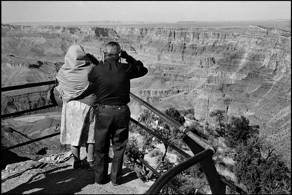 Grand Canyon, Arizona. USA. 1982.