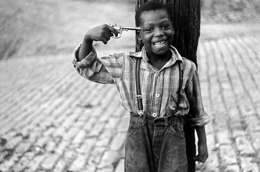 Pittsburgh, Pennsylvania, USA. 1950.