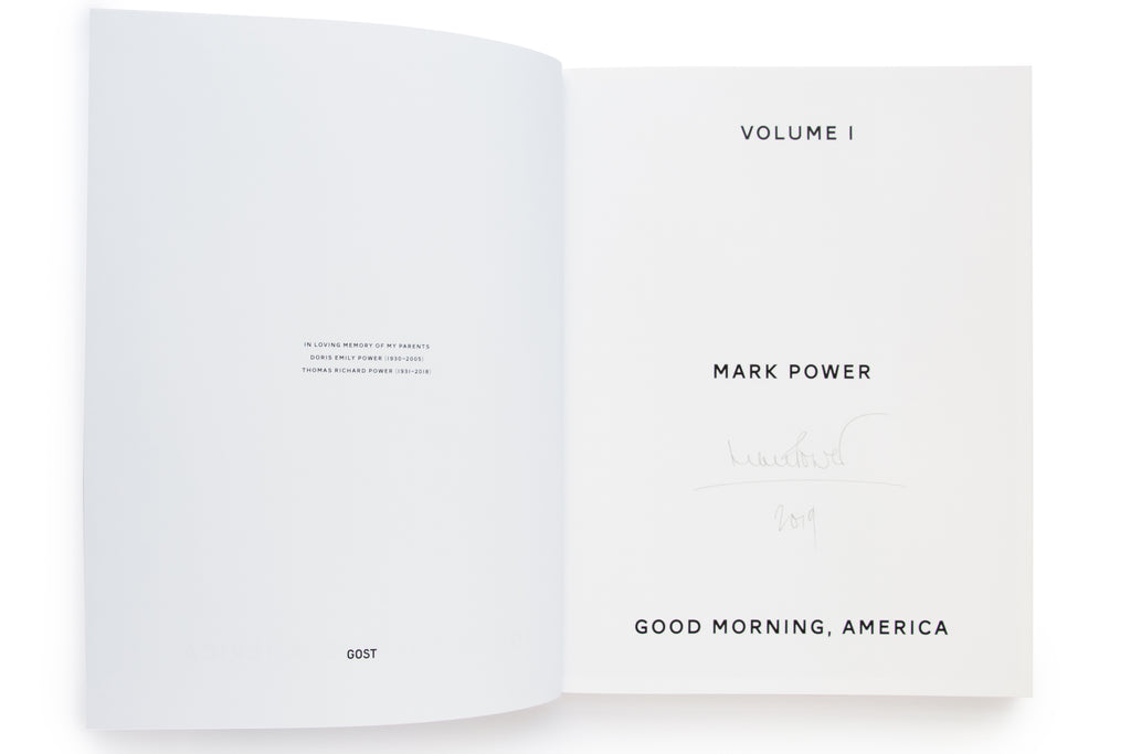 Good Morning, America (Volume One)