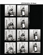 Contact Sheet Print: Tyra Banks and John Singleton, 1994