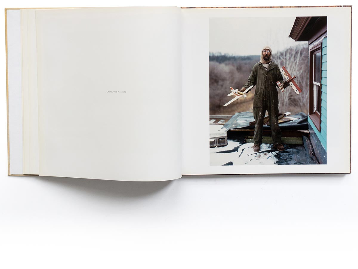 Sleeping by the Mississippi 1st Edition Book Signed by Alec Soth