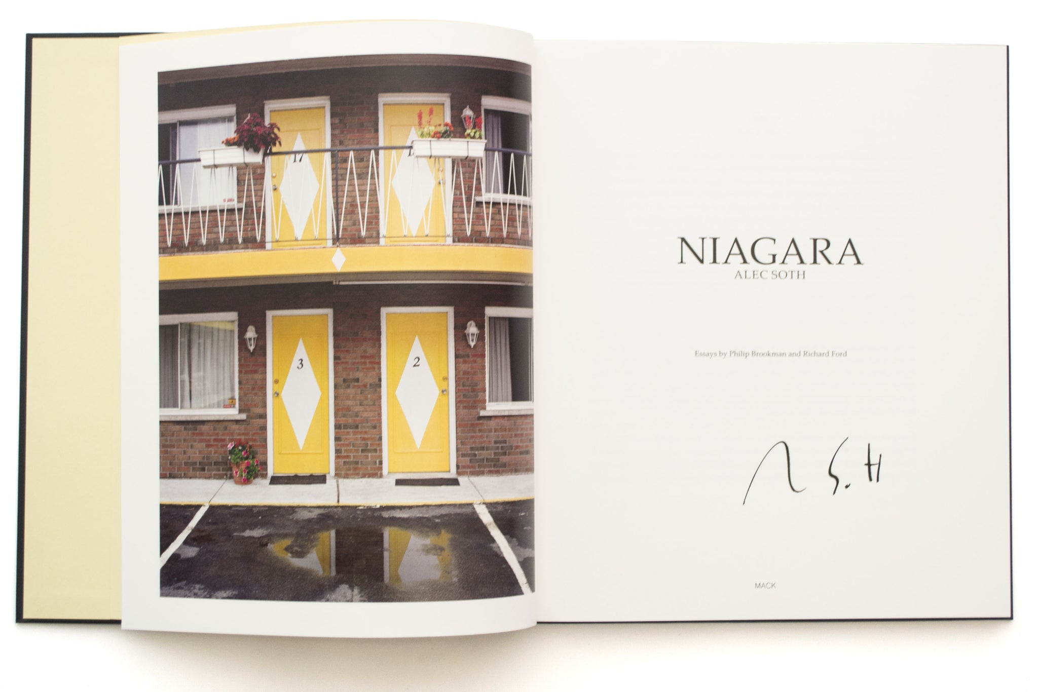 Niagara - Special Edition with Print