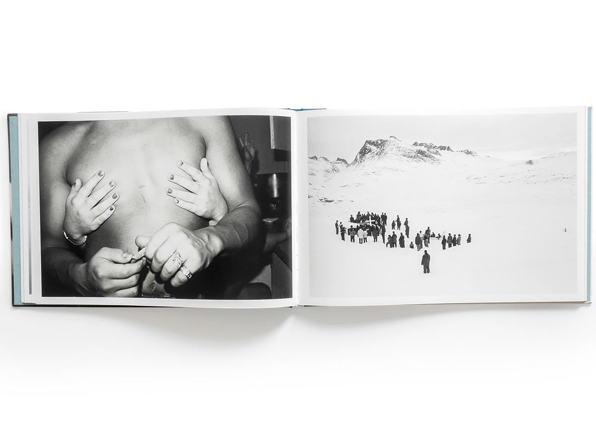 Sabine - Signed Book by Jacob Aue Sobol