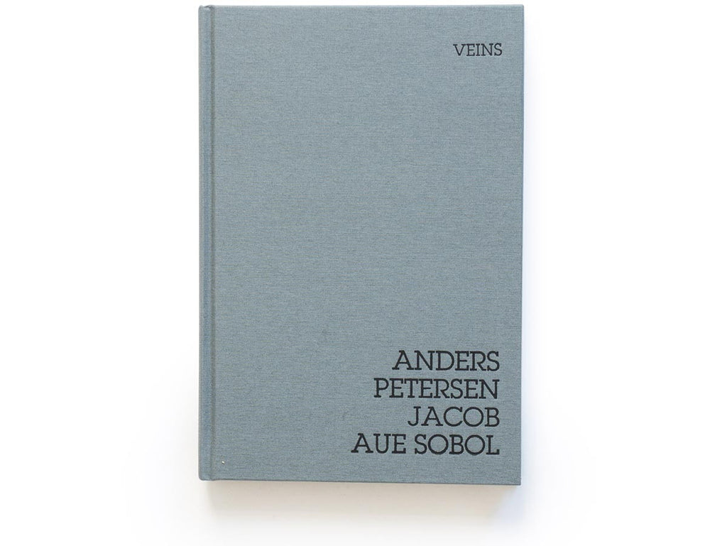 Veins Book Signed by Jacob Aue Sobol