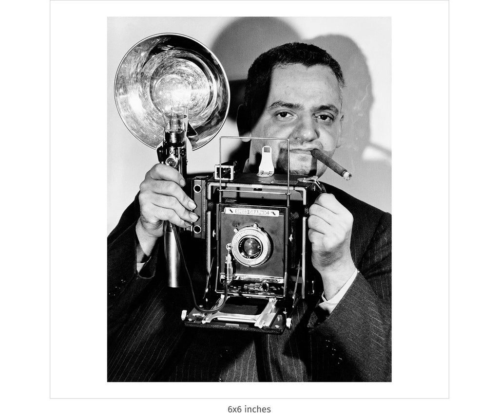 Weegee Estate Print