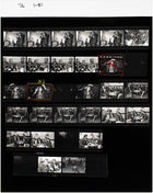 "Contact Sheet Print: ""The Teds"", Bradford, England, 1976"