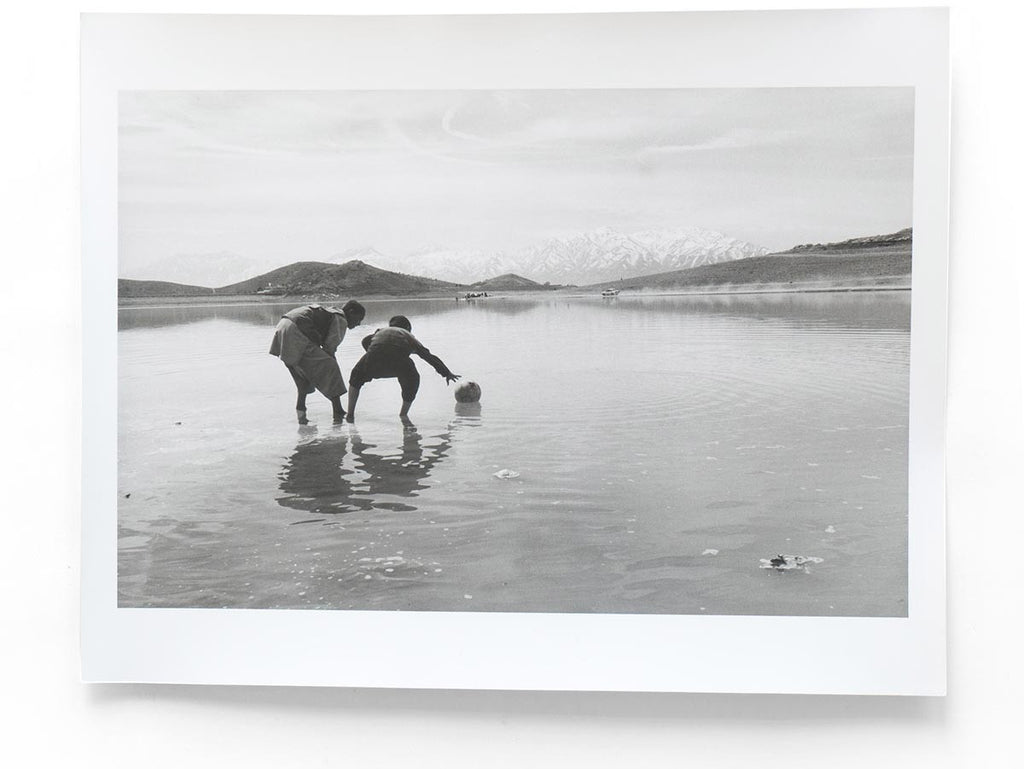 Afghanistan Collectors Edition Print by Larry Towell
