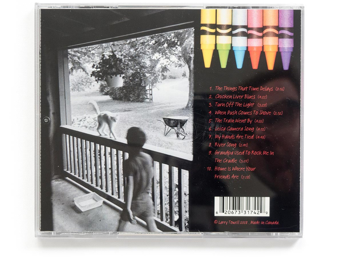 The World From My Front Porch CD