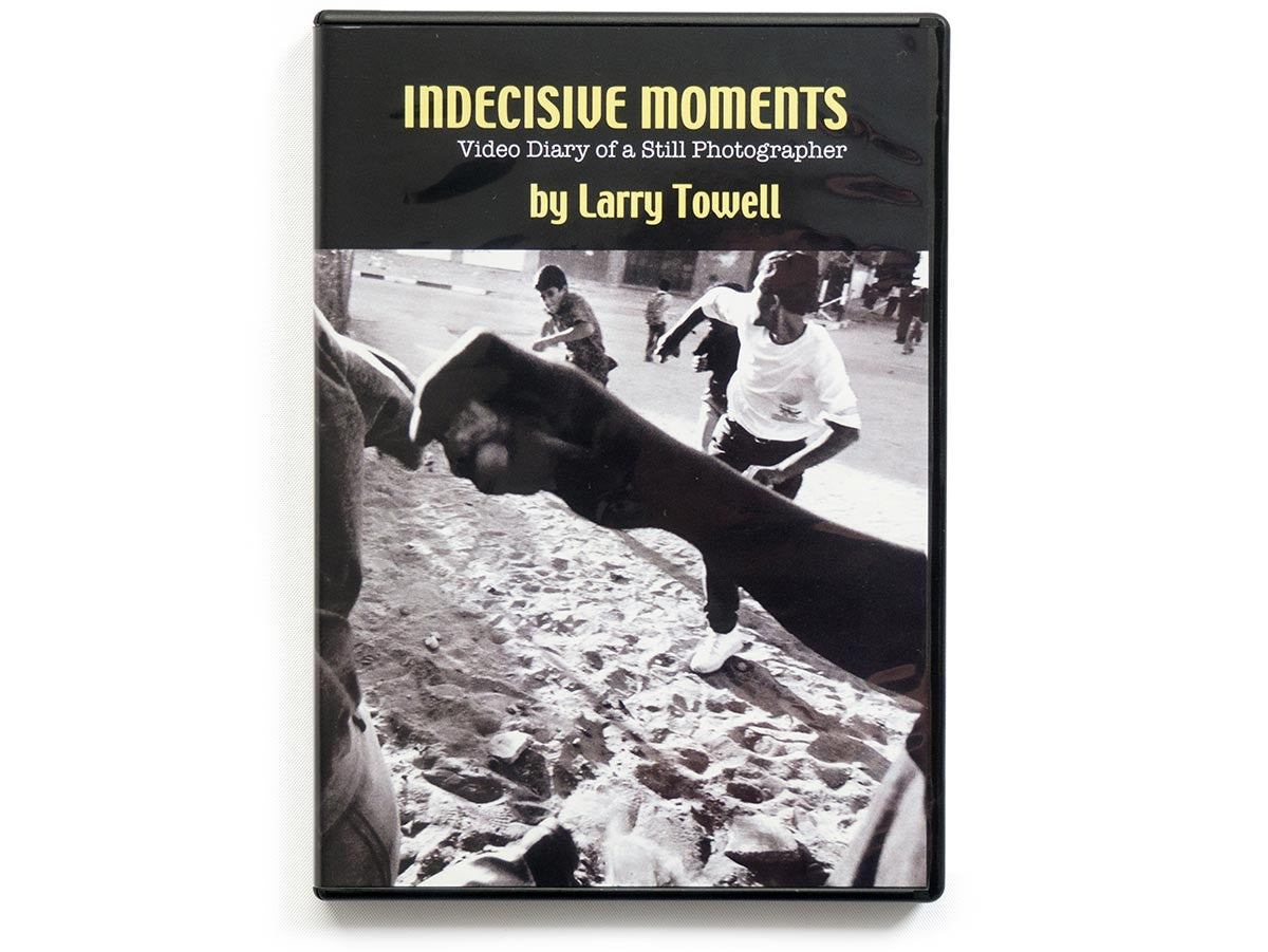 Indecisive Moments DVD