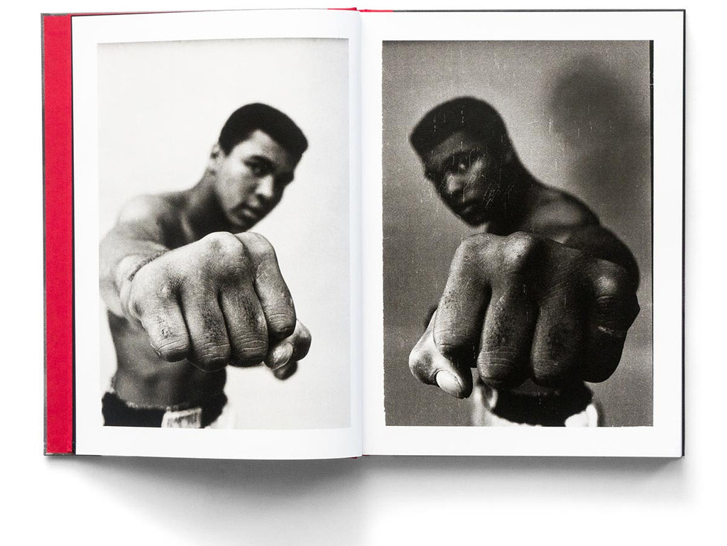 Big Champ - Muhammad Ali photographed