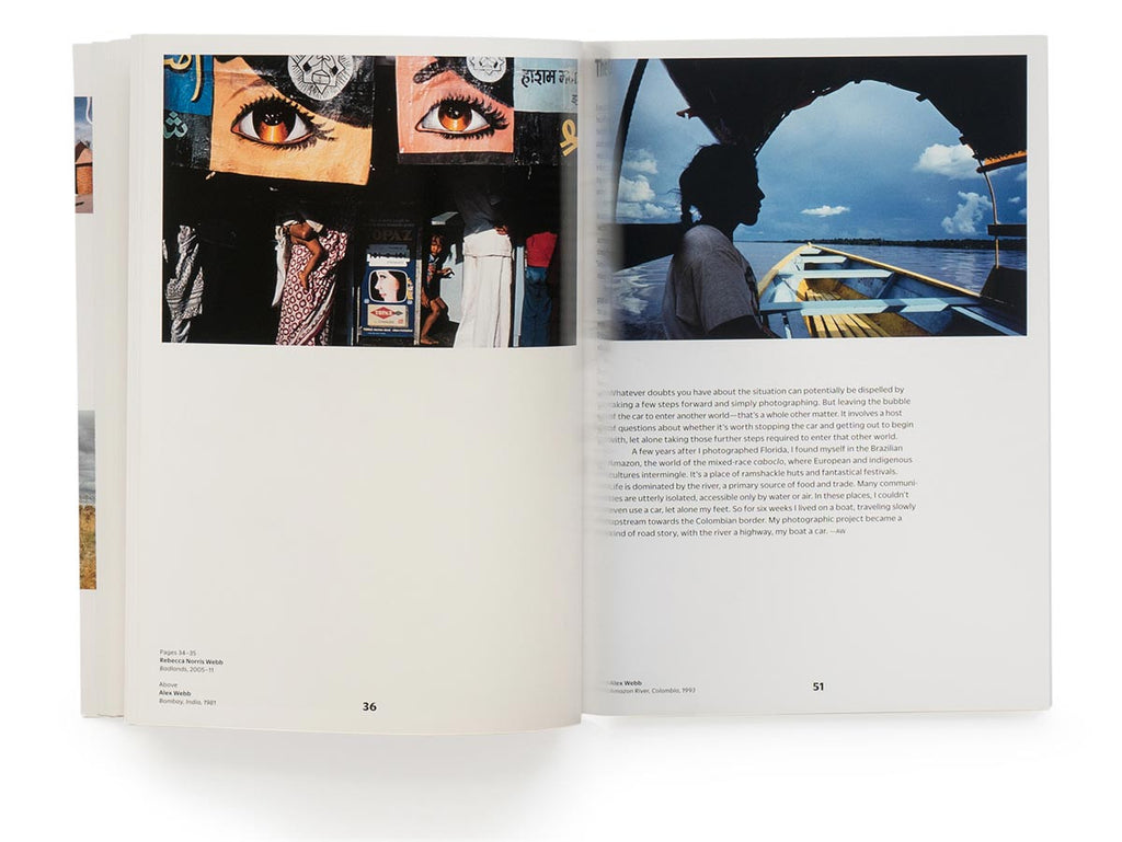 Alex Webb and Rebecca Norris Webb on Street Photography and the Poetic Image Book