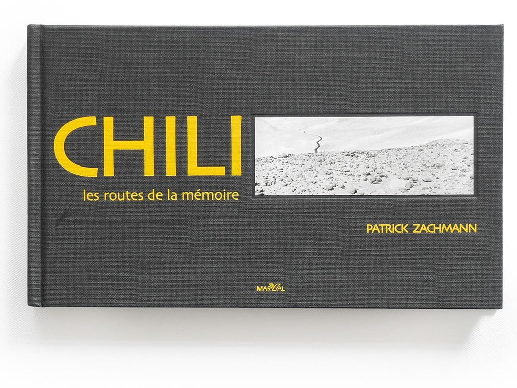 Chili - Signed book by Patrick Zachmann