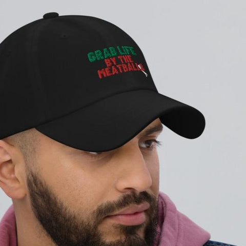 Grab Life By the Meatballs Hat