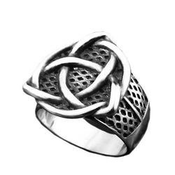 WIKINGER RING TRIQUETRA