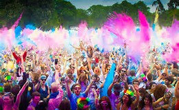 Holi - A Celebration of Color & Equality
