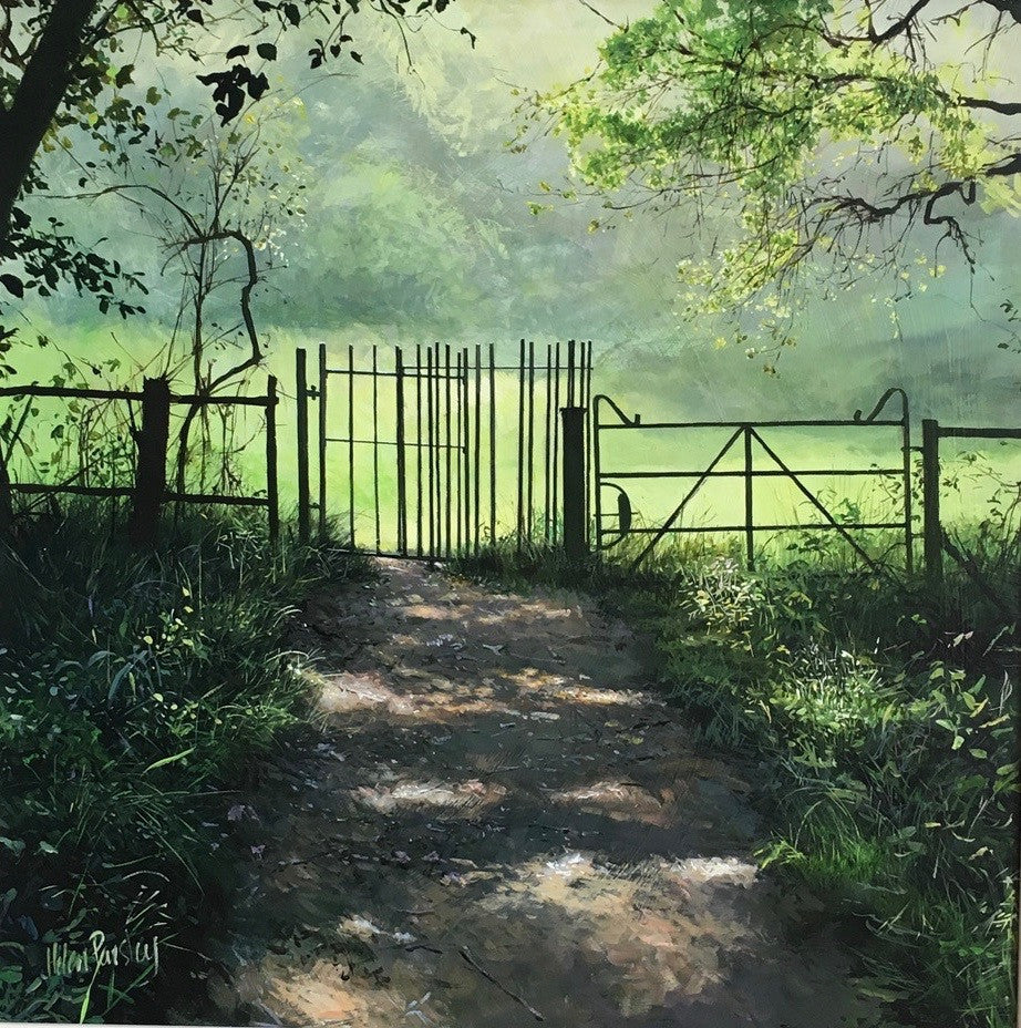 THE GATE (SOLD)