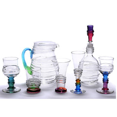 RIPPLE GLASS RANGE