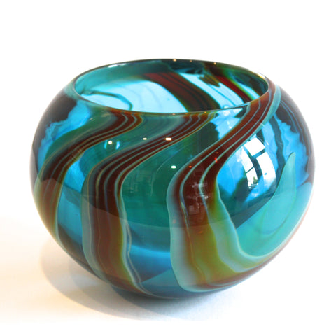 CASCADE THICK BOWL MEDIUM - sold