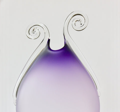 JESTER VASE - PURPLE