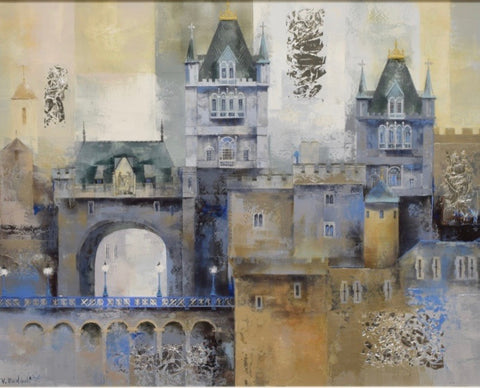 LONDON, TOWER BRIDGE (SOLD)