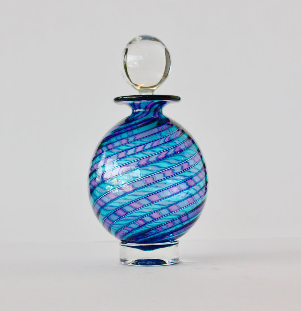 PASTERALLI SCENT BOTTLE - PURPLE/BLUE