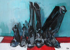 BOOT PARADE (SOLD)