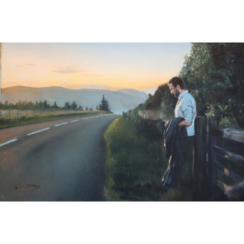 THE ROAD (Limited Edition Print)