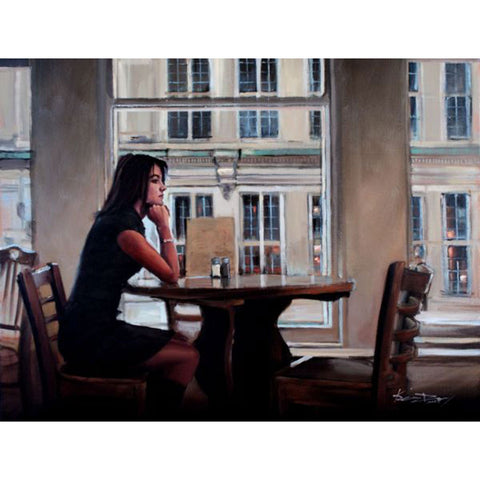 TABLE FOR ONE (Limited Edition Print)