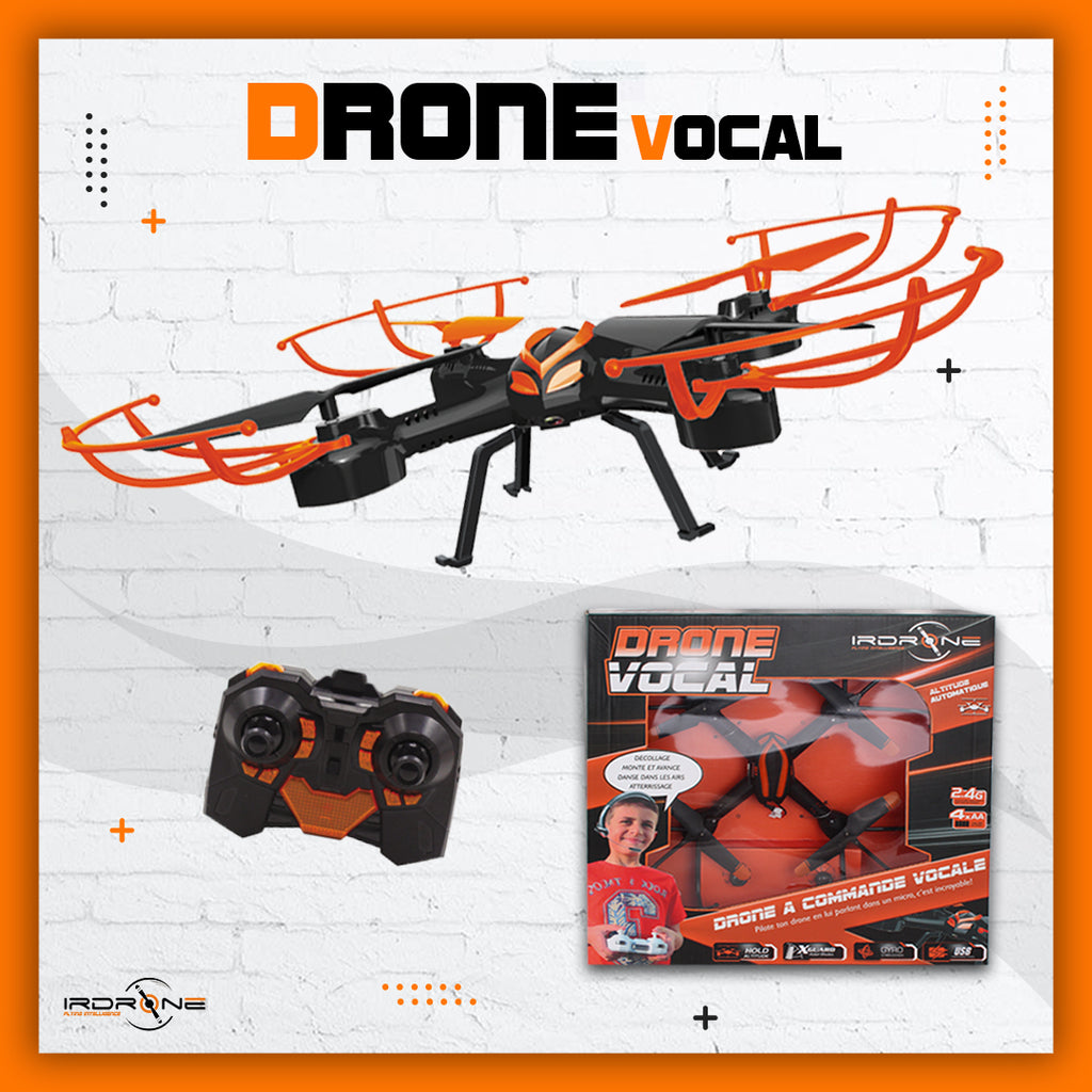 drone vocal irdrone