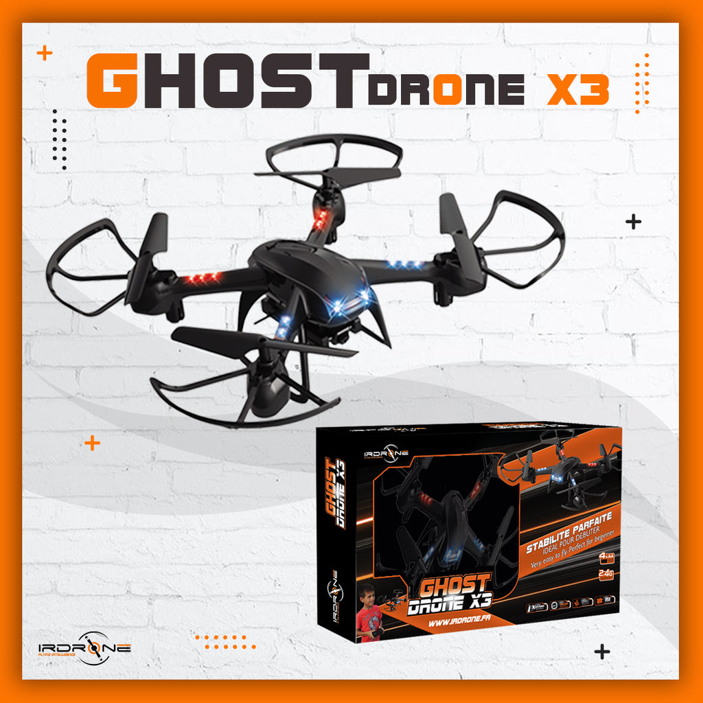 ghost drone x3 irdrone