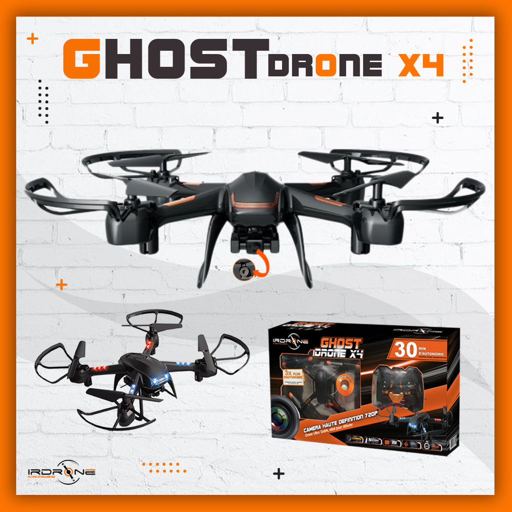 ghost drone x4 irdrone