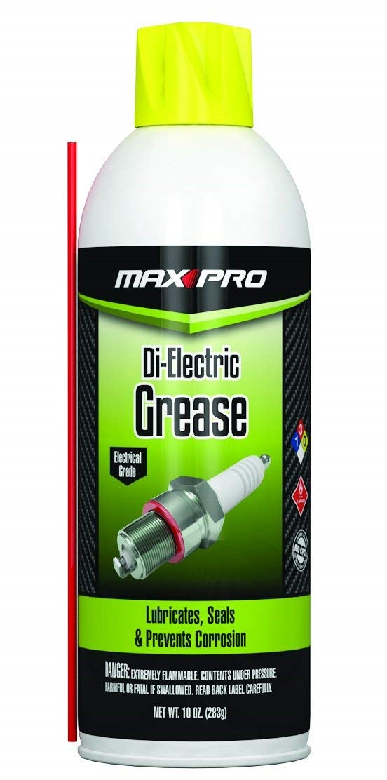 1 Bottle Max Professional Di-Electric Grease 10 oz.